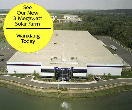 Wanxiang America | US-China Trade | Automotive Parts Manufacturer